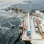 Введена в эксплуатацию акватория терминала «Ультрамар»