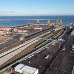«Новотранс» продолжает модернизацию паромного комплекса в порту Усть-Луга