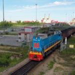 За 15 лет грузоперевозки в адрес станции Лужская Октябрьской железной дороги выросли более чем в 20 раз